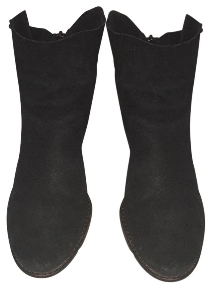 5f74d6a7f8d Black Ankle Boots/Booties