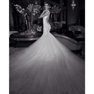 Galia Lahav Ivory/White Suzanne Formal Wedding Dress Size 2 (XS)