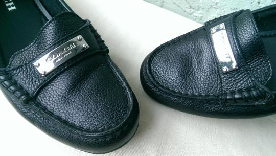 Coach Fredrica Loafer Driver BLACK Flats