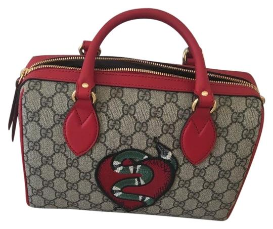 Preload https://img-static.tradesy.com/item/24327012/gucci-top-handle-in-gg-supreme-canvas-brown-red-cloth-satchel-0-3-540-540.jpg