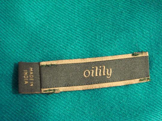 Oilily NEW OILILY PAISLEY FLORAL SCARF 51