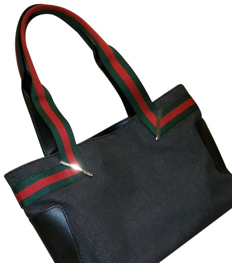 Preload https://img-static.tradesy.com/item/24327338/gucci-webby-tote-leather-and-blue-canvas-wristlet-0-2-540-540.jpg