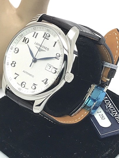 Longines Longines Master Collection Swiss Automatic Men's Watch Leather Band