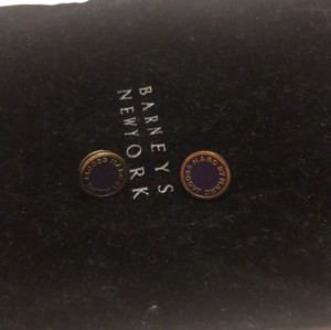 Marc by Marc Jacobs logo disc stud
