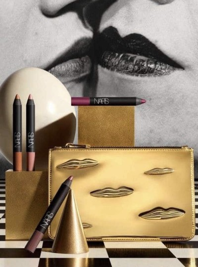 Nars Cosmetics NARS X Man Ray holiday colllection set