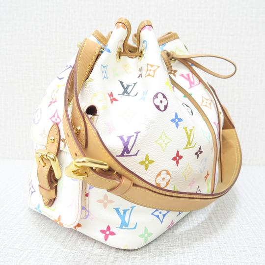 Louis Vuitton Lv Multicolor Petit Noe Shoulder Bag