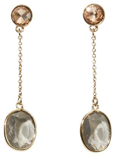 Preload https://img-static.tradesy.com/item/24327936/ann-taylor-loft-stone-chain-drop-earrings-0-4-540-540.jpg