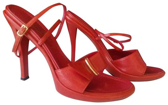 Preload https://img-static.tradesy.com/item/24327944/casadei-red-leather-strappy-ankle-strap-sandals-heels-formal-shoes-size-us-75-regular-m-b-0-7-540-540.jpg