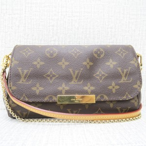 Louis Vuitton Lv Favorite Pm Canvas Monogram Shoulder Bag