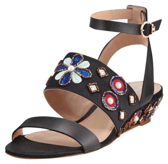 Preload https://img-static.tradesy.com/item/24328492/tory-burch-black-new-estella-leather-embellished-ladies-sandals-leather-wedges-size-us-7-regular-m-b-0-3-540-540.jpg