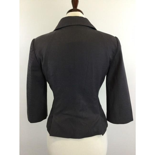 The Limited Gray Womens Jean Jacket