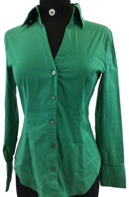 Preload https://img-static.tradesy.com/item/24328511/express-green-long-sleeve-women-s-designer-small-b-86-blouse-size-6-s-0-3-650-650.jpg