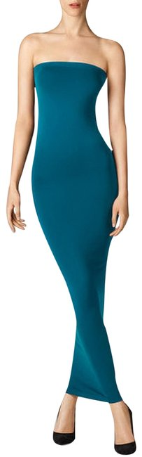 Preload https://img-static.tradesy.com/item/24328609/wolford-turquoise-fatal-long-casual-maxi-dress-size-12-l-0-3-650-650.jpg