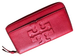 Tory Burch Tory Burch Bombe T Zip Continental Wallet