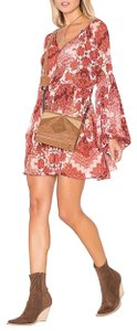 Show Me Your Mumu short dress Red on Tradesy