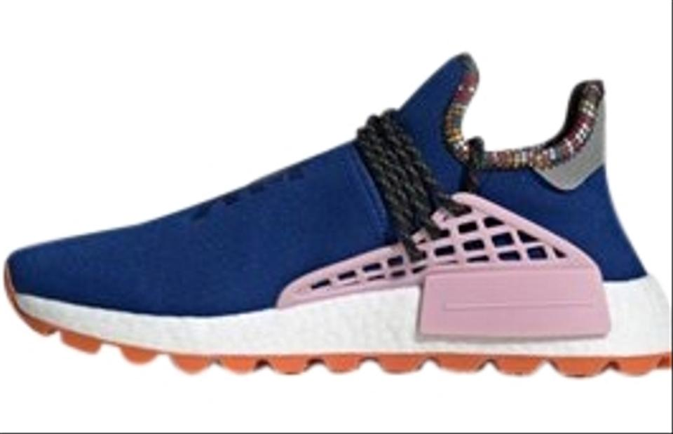 on sale 87a09 4ed4c adidas Originals  Pharrell Williams Solar Hu Capsule Inspiration Blue  Athletic Image 0 ...