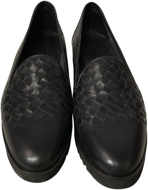 Item - Black Naia Woven Slip-on Loafer N Flats Size US 9 Narrow (Aa, N)