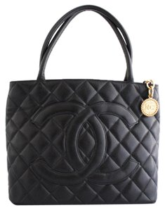 Chanel Boy Gst Double Flap Medium Maxi Tote In Black