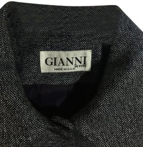 Gianni Chiarini Charcoal black Blazer