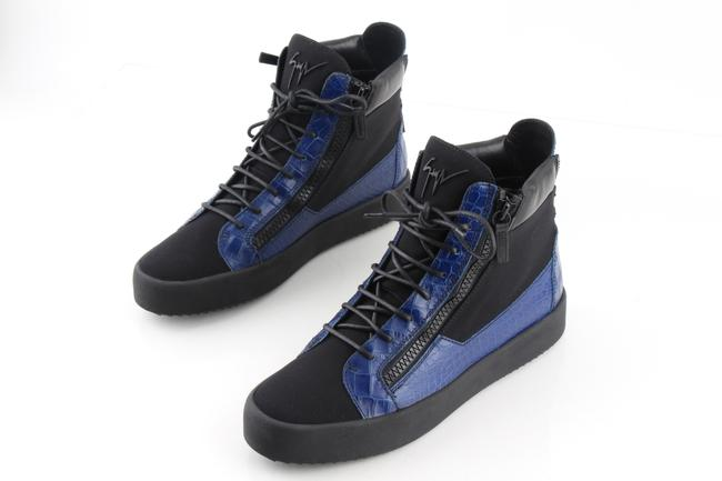 Item - Multicolor Vernice May London Space High-top Sneakers Shoes