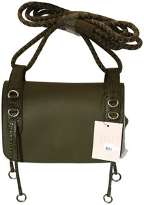 Danielle Nicole Olive Green Green Cross Body Bag