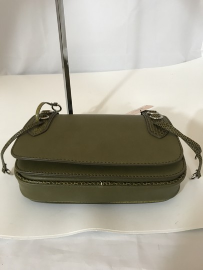 Danielle Nicole Olive Green Green Cross Body Bag Image 2
