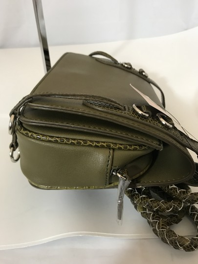 Danielle Nicole Olive Green Green Cross Body Bag Image 4