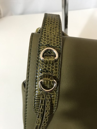 Danielle Nicole Olive Green Green Cross Body Bag Image 7