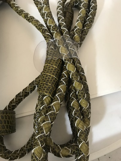 Danielle Nicole Olive Green Green Cross Body Bag Image 8