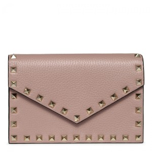 Valentino Rockstud Garavani White Shoulder Bag