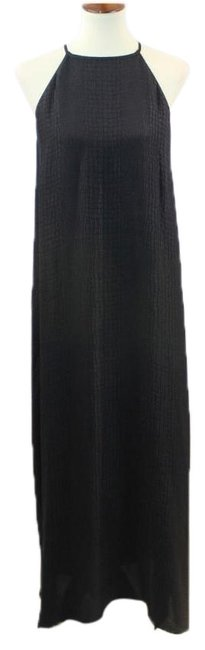 Item - Black Long Casual Maxi Dress Size 6 (S)
