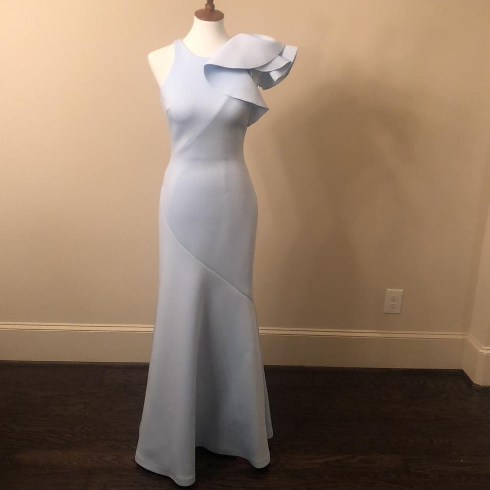 Image result for powder blue gown