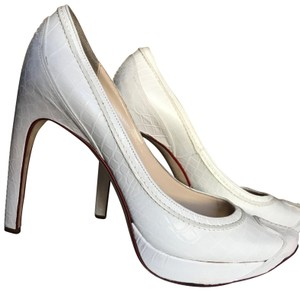 adb82830442 Women s White Céline Shoes - Up to 90% off at Tradesy