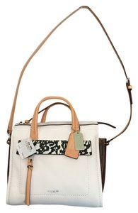 Coach Leather Bleeker Nwt Cross Body Bag