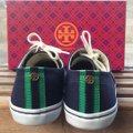 Tory Burch Blue Athletic Image 3