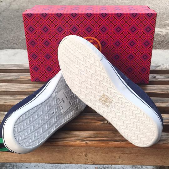 Tory Burch Blue Athletic Image 4