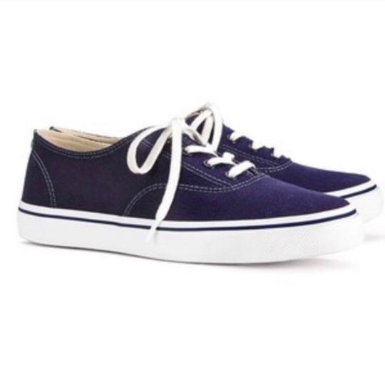 Tory Burch Blue Athletic Image 6