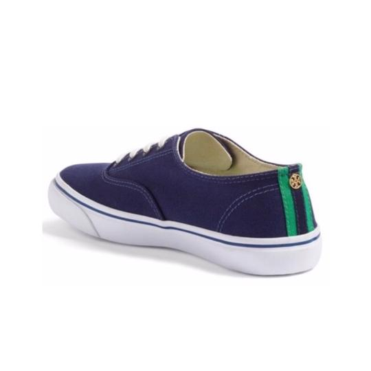Tory Burch Blue Athletic Image 7