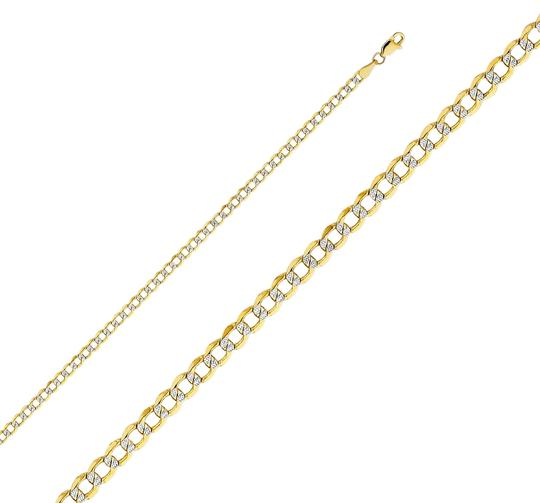 Preload https://img-static.tradesy.com/item/24332401/yellow-14k-35-mm-cuban-bevel-wp-chain-20-necklace-0-3-540-540.jpg