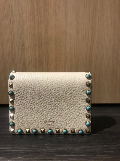 Valentino Ivory Clutch Image 1