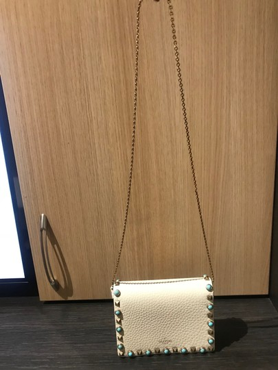 Valentino Ivory Clutch Image 3