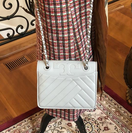 Tory Burch Quilted Alexa Leather Gft Cross Body Bag Image 1