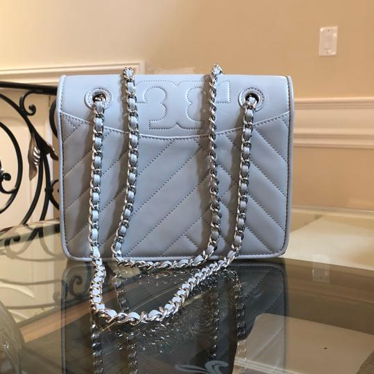 Tory Burch Quilted Alexa Leather Gft Cross Body Bag Image 5