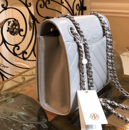 Tory Burch Quilted Alexa Leather Gft Cross Body Bag Image 8