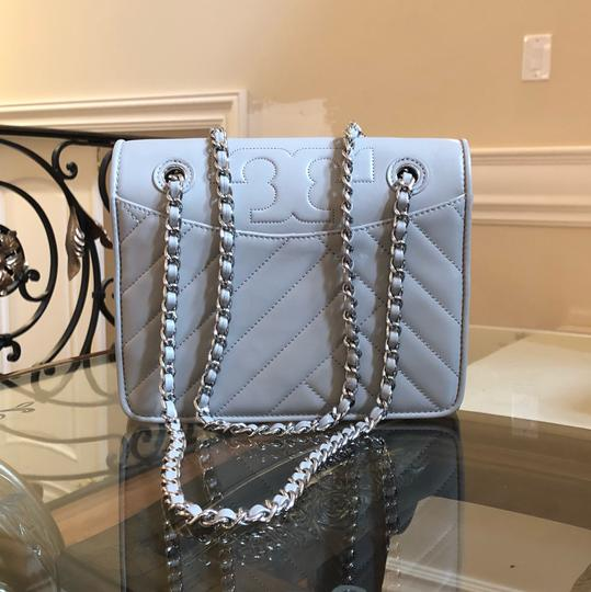 Tory Burch Quilted Alexa Leather Gft Cross Body Bag Image 9