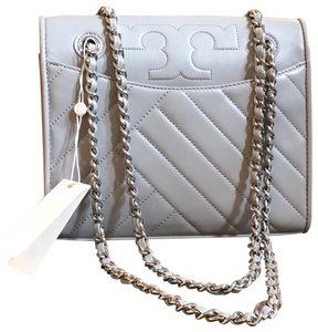 Tory Burch Quilted Alexa Leather Gft Cross Body Bag