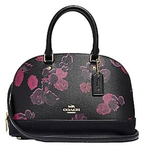 Coach Mini Sierra Sierra Satchel in MULTICOLOR