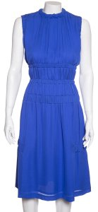 Christopher Kane short dress blue on Tradesy