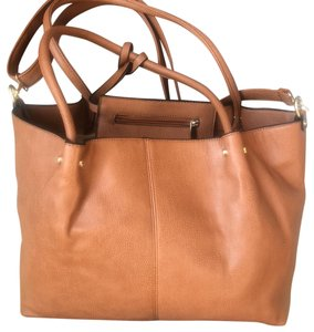 New Directions Tote in Brown