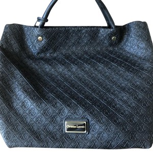 c28468ebe Black Christian Lacroix Bags - 70% - 90% off at Tradesy